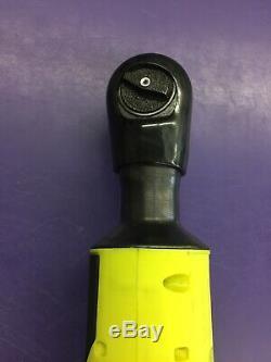Snap On CTR761CHV 14.4 V 3/8 Drive MicroLithium Cordless Ratchet & Battery