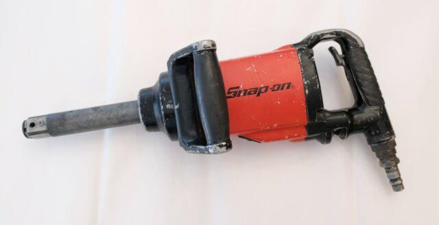 Snap-on Im1800 1 Long Anvil Impact Wrench Fair Condition