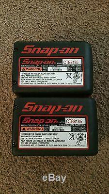 Snap On Impact Wrench