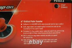 Snap-On Low Vibration Orbital Sander PS4612