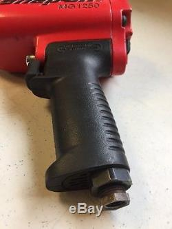Snap-On MG1250 3/4 Drive Impact Wrench With Cover C-x