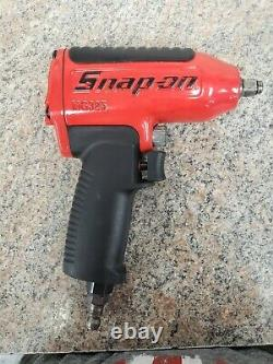 Snap-On MG325 3/8 Air Impact Wrench with Red Cover Great Condition