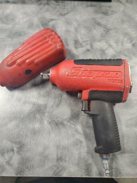 Snap On Mg725 1/2 Drive Air Impact Wrench