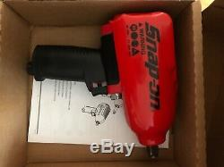Snap On MG725 1/2 Drive Air Impact Wrench Used. Works Good