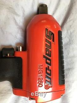 Snap On Mg1250 Impact Wrench, 3/4 Drive