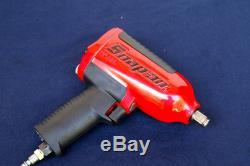 Snap On Mg725 1/2 Pneumatic Impact Gun Brilliant Red