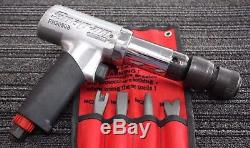 Snap-On PH3050B Pneumatic Air Hammer with 4 Piece Matco Chisel Set 09CH