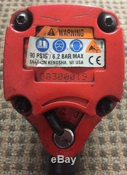 Snap On Pneumatic Impact Drill 3/4 Drive MG1200