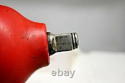 Snap On Tools 1/2 Drive MG725 Super Duty Air Impact Socket Wrench Gun Red