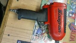 Snap-On Tools 3/4 Drive Heavy Duty Impact Air Wrench, MG1250