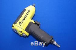 Snap-On Tools 3/8 Drive Impact Wrench Yellow MG325 Near New SHIPS FREE