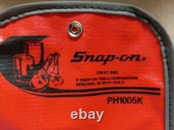 Snap On Tools like-new never used 5 Piece Air Hammer Bit Set PH1005K