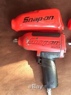 Snap-on MG725 1/2 impact & MG325 3/8 Impact
