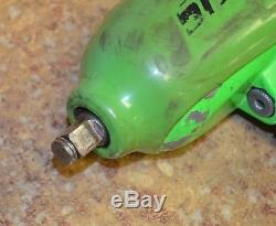 Snap-on MG725 Pneumatic Air 1/2 Drive Green Impact Wrench Free Shipping
