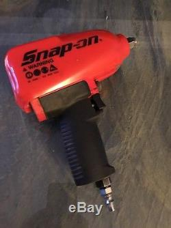 Snap-on Mg725 1/2 Drive Heavy Duty Air Impact Wrench