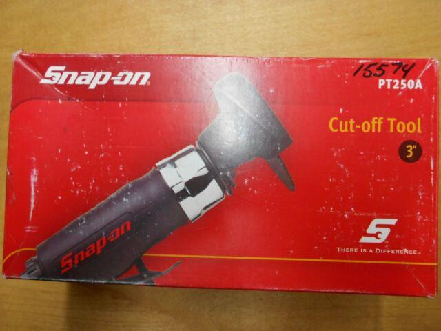 Snap-on Pt250a 3 22,000 Rpm Cut Off Tool In Box -exc+