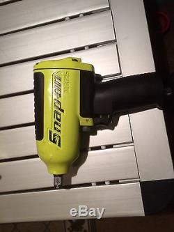 Snap on impact wrench 1/2 Drive MG725