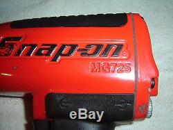 Snapon impact 1/2 Drive Heavy-Duty Impact Wrench (MG725)