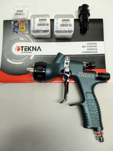 Spray Gun Devilbiss Tekna Prolite Professional's Choice Limited Edition
