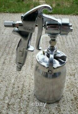 Sprayfine all metal HVLP turbine spray gun with1 qt cup