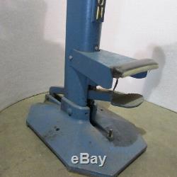 Stimpson 489S Foot Powered Rivet Press Machine