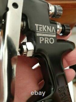 TEKNA PRO Spray Gun TE20 cap 1.2 nozzle