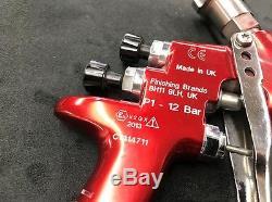 Tekna WANDA Spray Gun BH11 9LH P1-12 BAR 2013. Made in UK