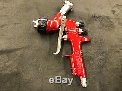 Tekna WANDA Spray Gun BH11 9LH P1-12 BAR 2013. Made in UK 1.3