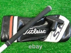 Titleist TS1 10.5 Driver Air Speeder 40 Regular Graphite with Headcover & Tool