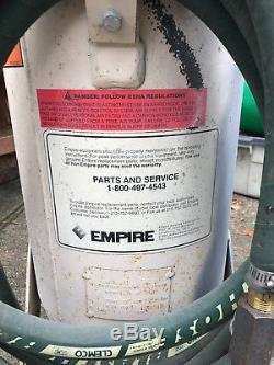 Used 2004 Empire Econo-Blast Sandblaster