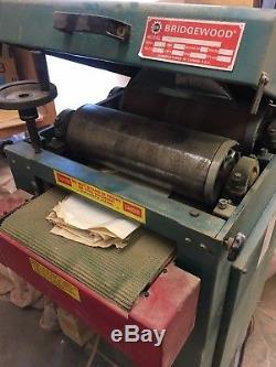 Used Industrial Drum sanders SuperMax and BridgeWood (Bundle Deal)