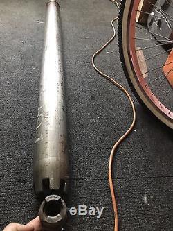 Vermeer Ditch Witch underground boring piercing, mole missile 4