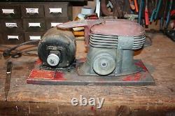 Vintage Sears Craftsman Air Compressor 283-1842, 1930s, Packard Motor, Works