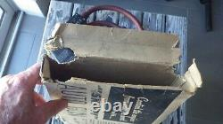 Vtg antique Tester Tool GM Chevy Ford Plymouth Desoto Studebaker Rambler Dodge