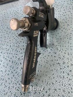 Walcom Slim Kombat 1.3 HTE Spray Gun Nero Edition
