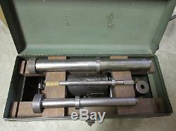 Weldon Precision Air Flow End Mill Grinding-Sharpening Fixture with Tooling