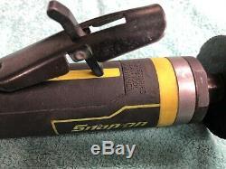 YELLOW Snap-on 3 Air Powered HEAVY Duty Cut-Off Tool PTC430